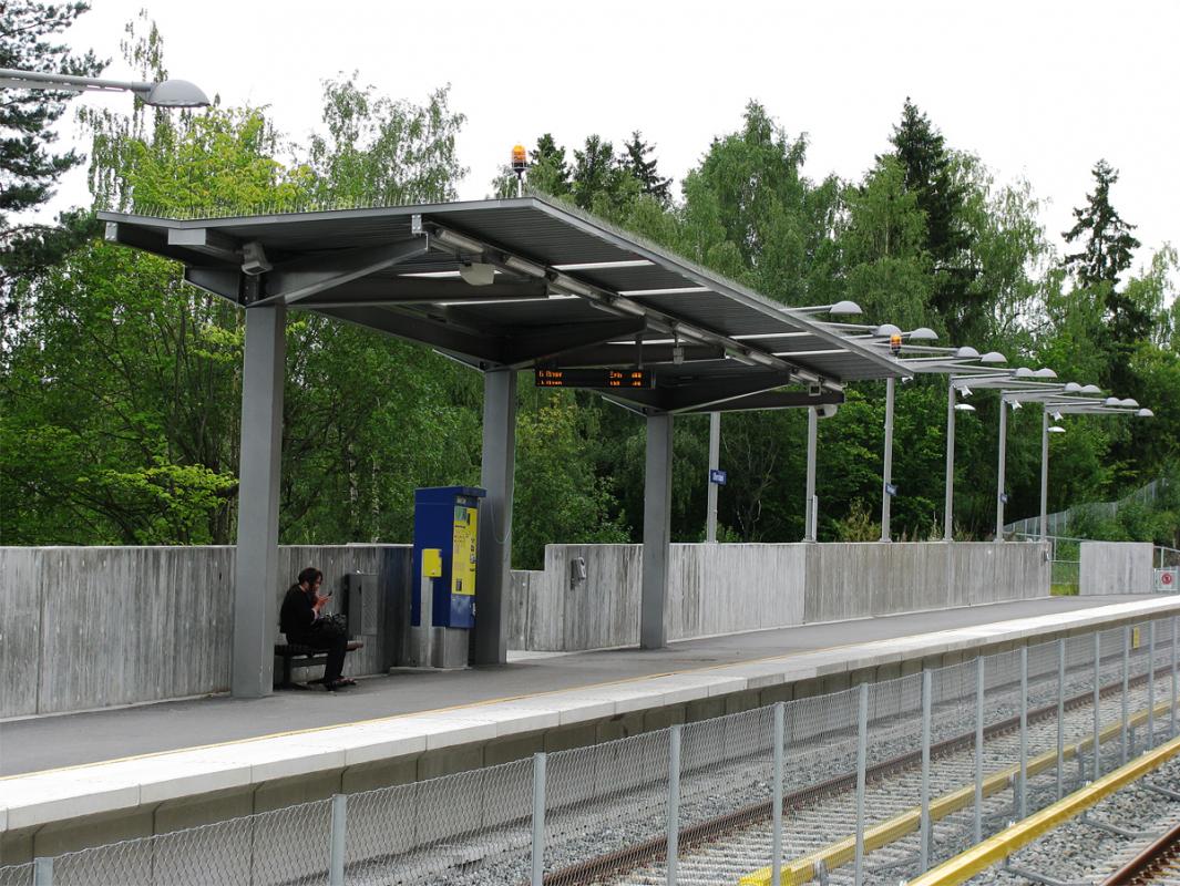 Lehus Oslo T-bane